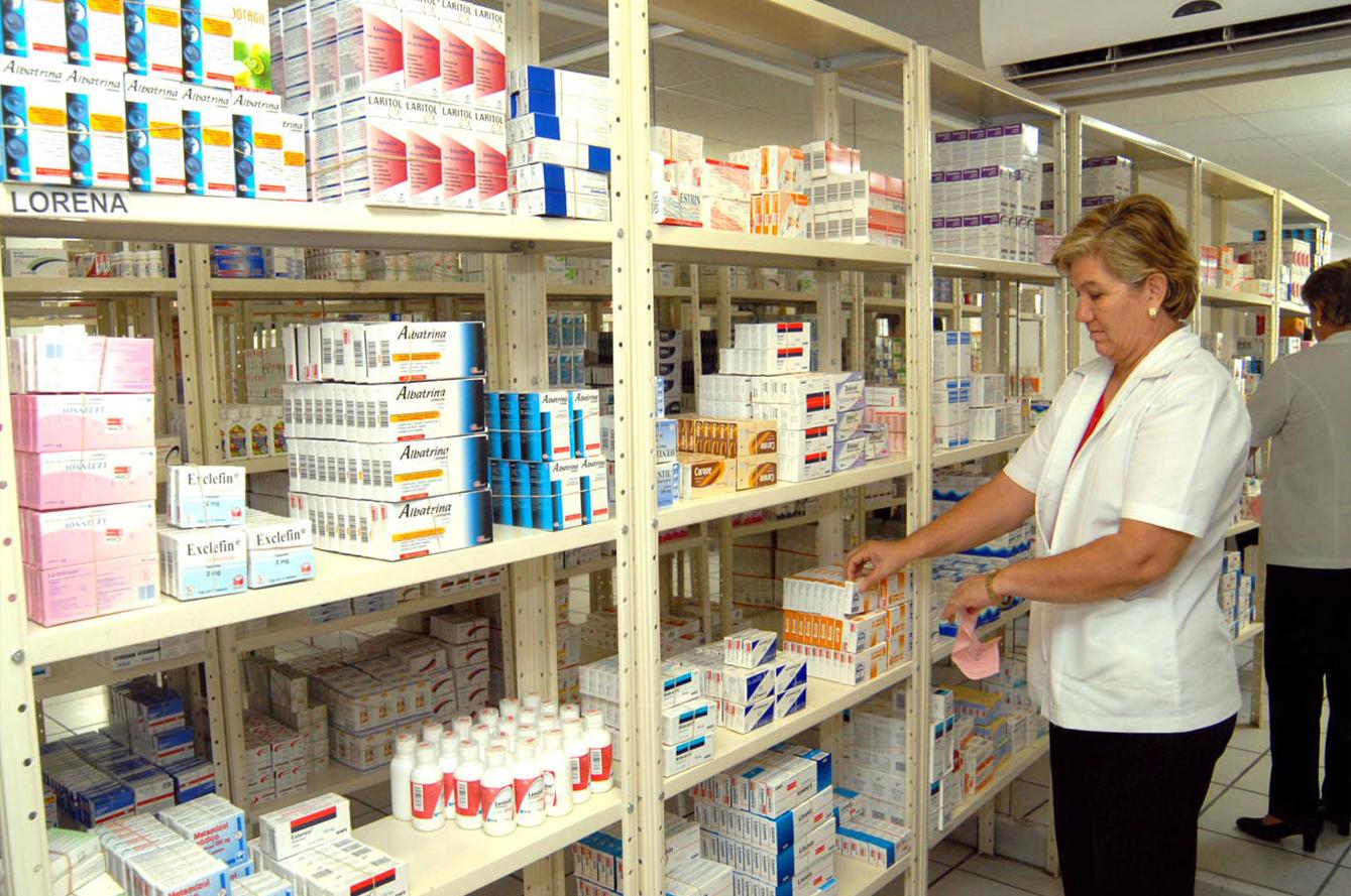 Auxiliar de Farmacia Hospitalaria