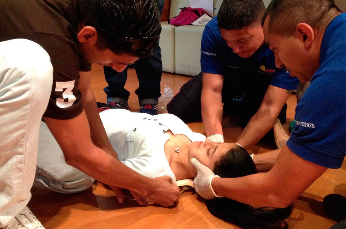 Primeros Auxilios y Urgencias Médicas