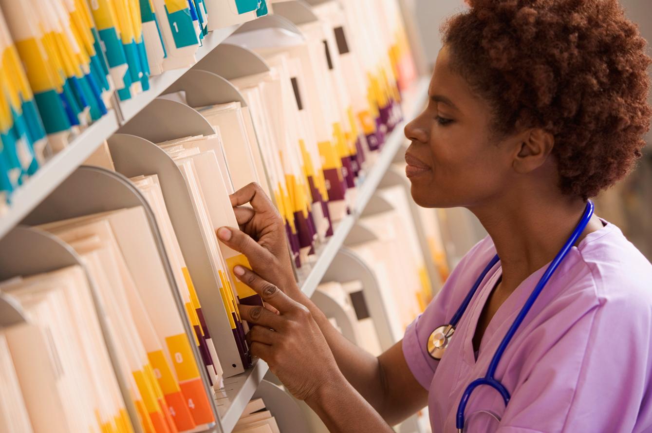 Auxiliar De Estadística De Salud Y Registros Médicos