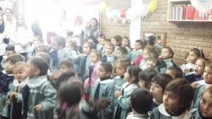 Actividad educativa Salud Bucal